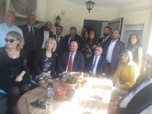 İzmir, Çeşme ilçe açılışını gerçekleştirdik